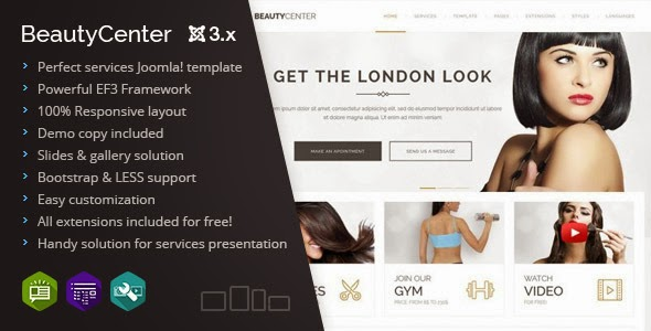 Premium Multipurpose Services Template