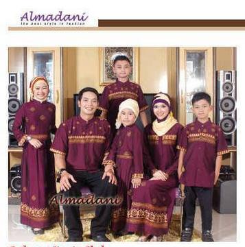 Koleksi%2BBaju%2BMuslim%2BKeluarga 10 model baju muslim keluarga paling populer the guzlint,Model Baju Muslim 1 Keluarga
