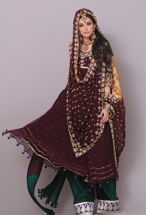 Mehndi Ceremony What To Wear : Mayun mehndi dresses send stylish beautiful