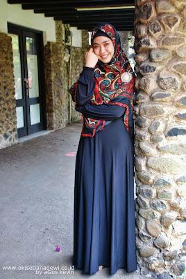 15 Model Baju Muslim Oki Setiana Dewi Terbaru Kumpulan