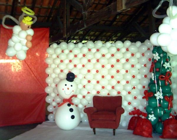 decoracao festa natal:Criartes Festa: Tenha um Natal mágico investindo na decoração com