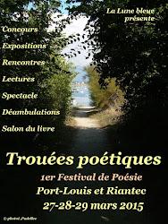 Festival Trouées poétiques 1