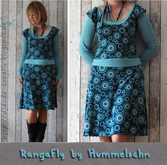 Kleid Rangafly by Hummelschn