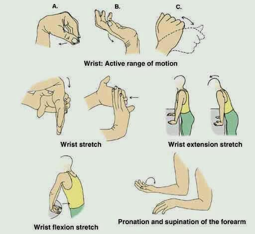 Very Helpful Wrist Exercises for Badminton Players ...