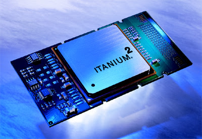 Itanium Processor Core I7 and I5
