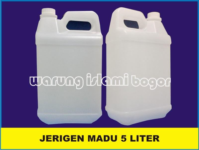 Jual Jerigen 5 Liter Kotak