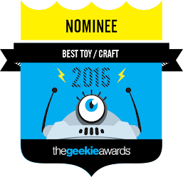 2015 Geekie Awards Nominee
