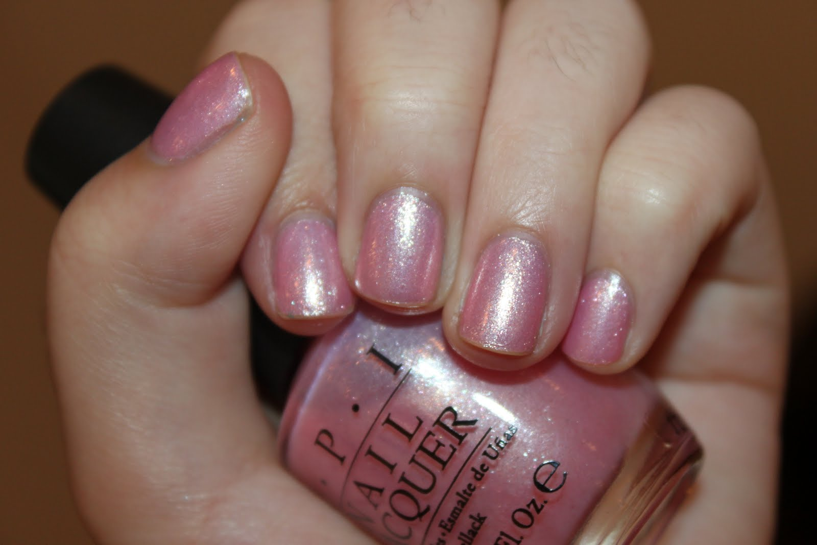 Opi Princesses Rule Swatches And Review
