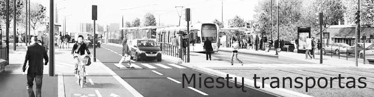 Miestų transportas