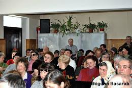 8 Martie 2012 sarbatorit la ANR Bacau (Partea I - Concurs trimestrial)
