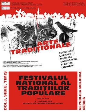 Festivalul Național al Tradițiilor Populare, ed. a XIV-a