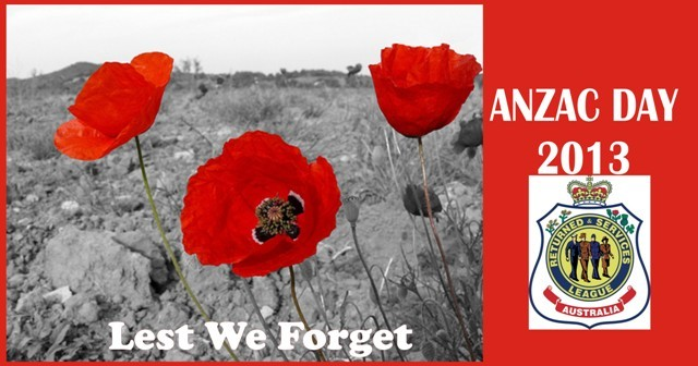 whats open on anzac day - photo #40