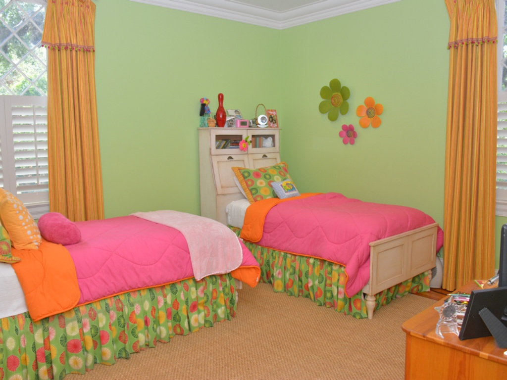 super cute kid's rooms