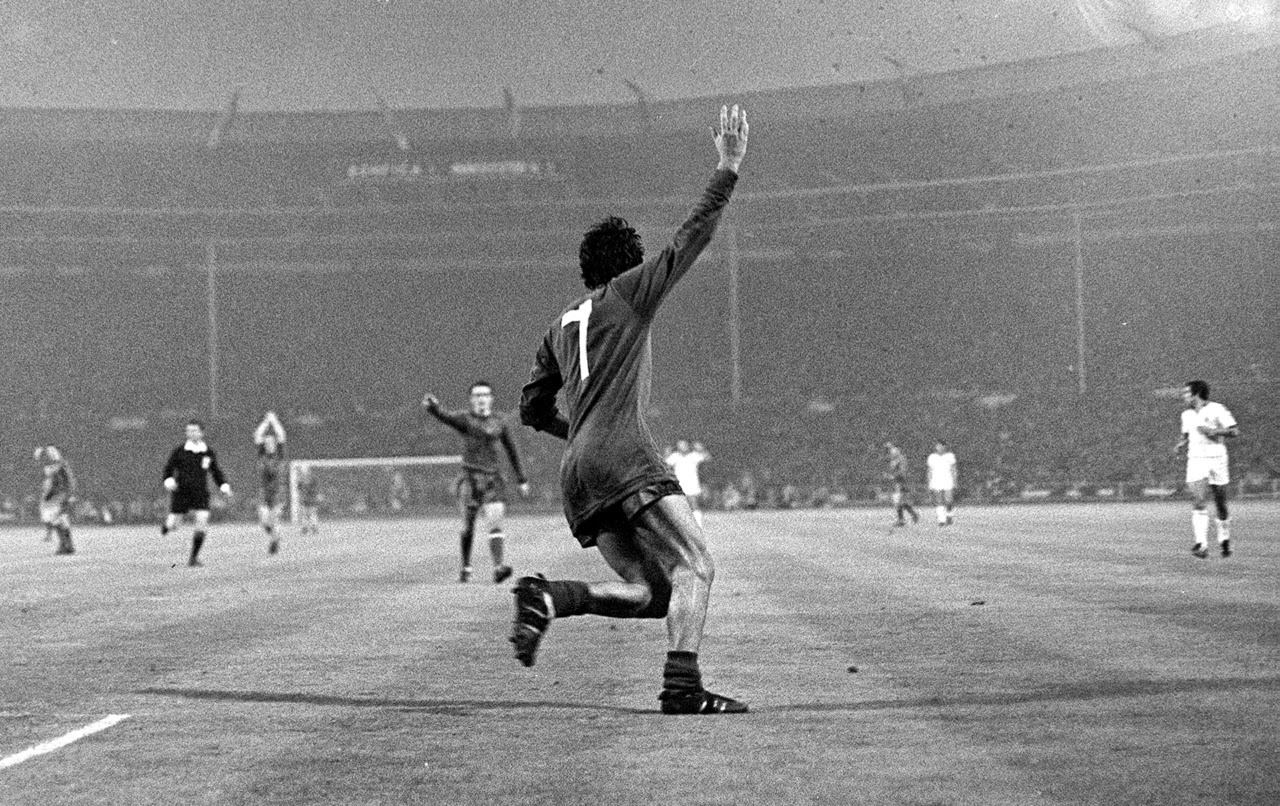 1968 European Cup Final - Manchester United v Benfica - George Best