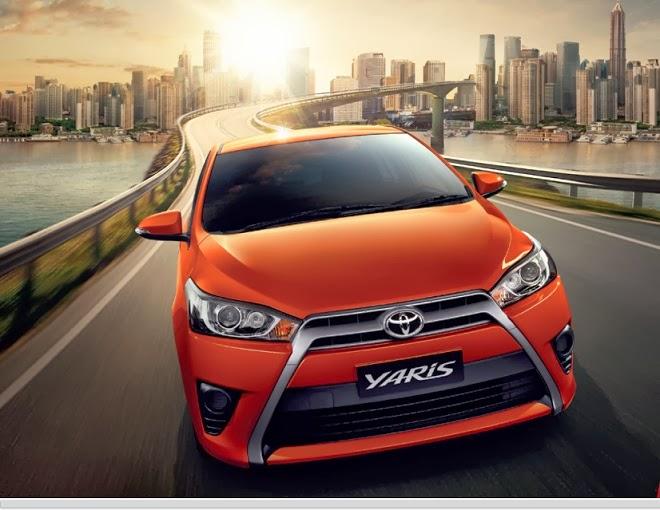 Toyota Yaris thiết kế mới hiện đại, năng động, thể thao nội thất rộng rãi hơn