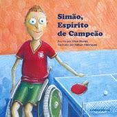 """""""Simão, Espírito de Campeão"""" de Vitor Morais com ilustrações de Nelson Henriques"""