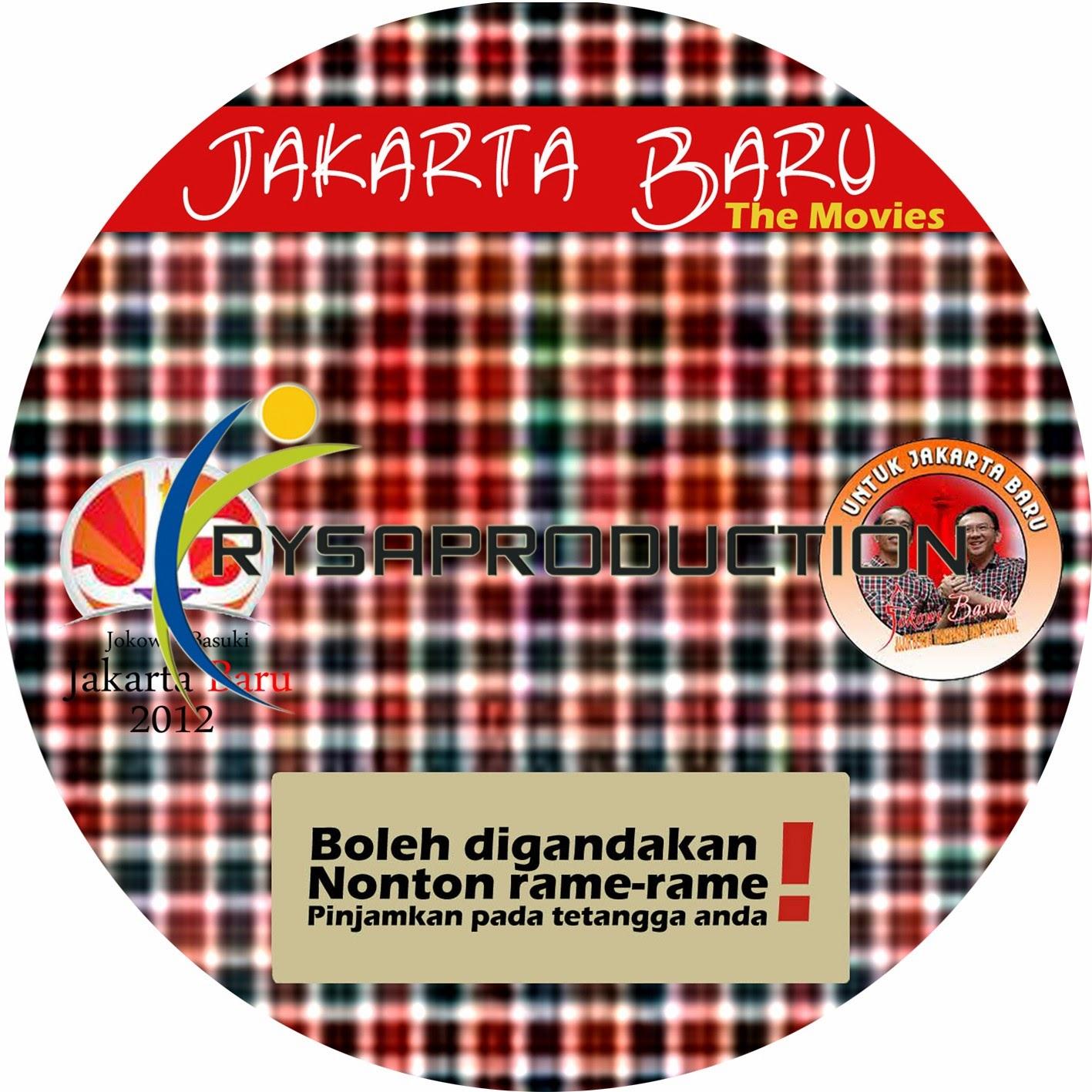 DVD Jokowi Ahok