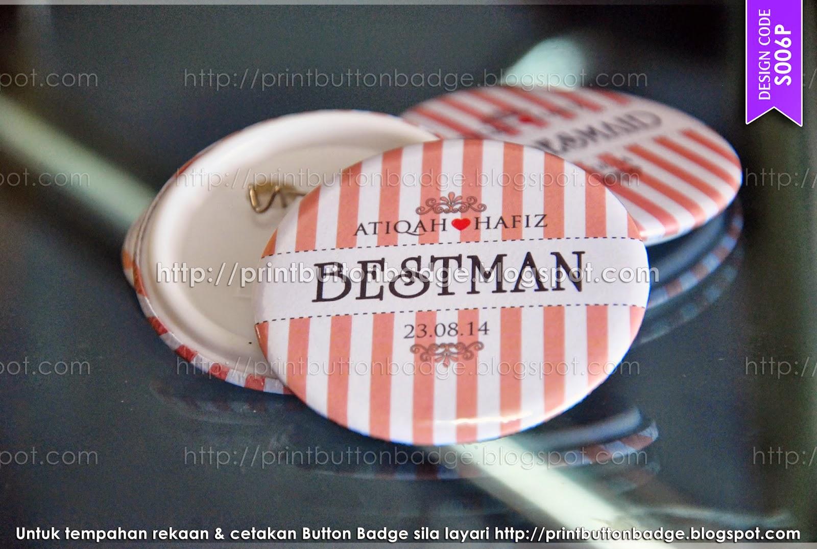 cetakan button badge