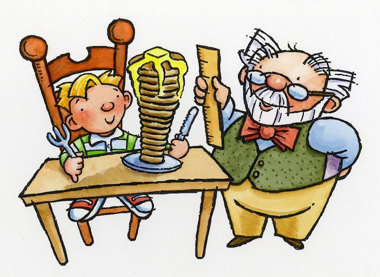 Pancake Contest