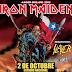 Iron Maiden - Live @ Maiden England Tour - Estadio Nacional - Santiago, Chile [02.10.2013]