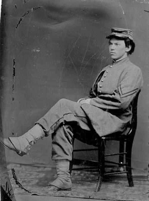 Confederate Corporal picture 3