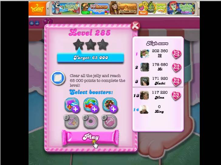 Candy Crush Saga How To Do Level 181 05 13 Candy Crush Sag How To Do