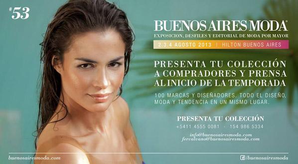 Buenos Aires Moda primavera verano 2014 Colecciones