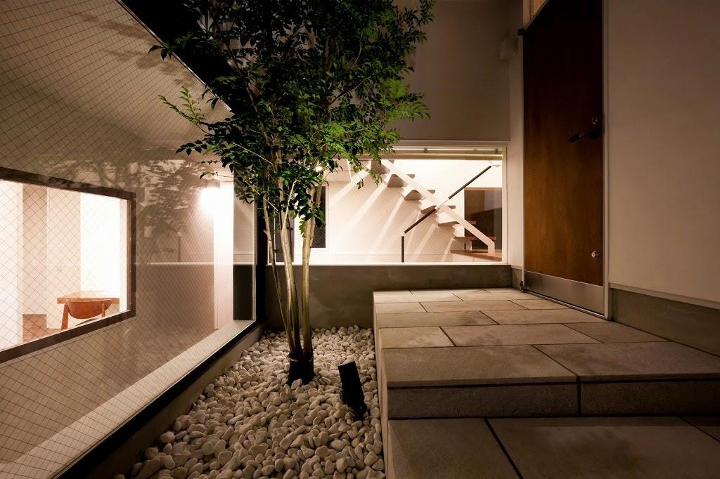 Rumah Minimalis 3 Lantai 4