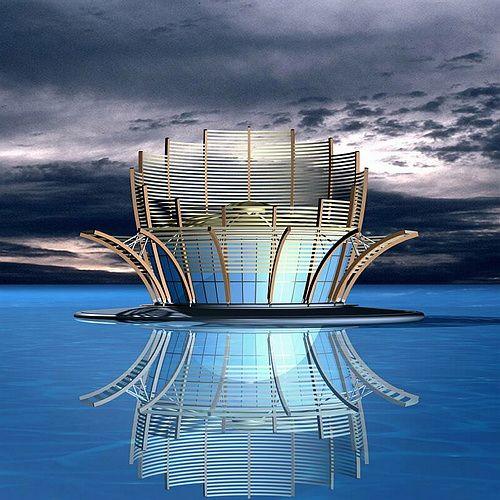 Arquitecturasustent Velinteligente Arquitectura Futurista