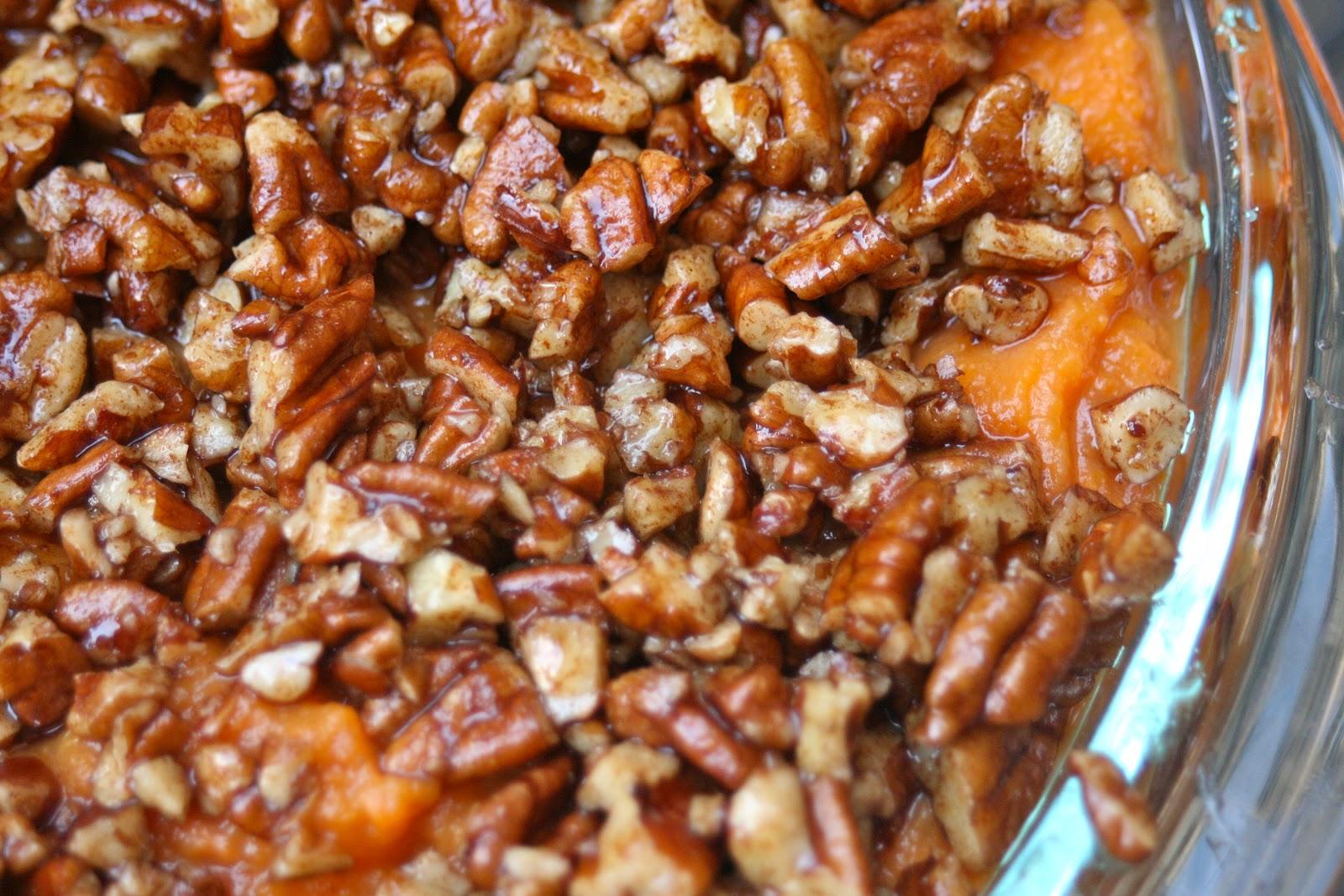 CupcakesOMG!: Paleo Sweet Potato Casserole (and the Rest ...