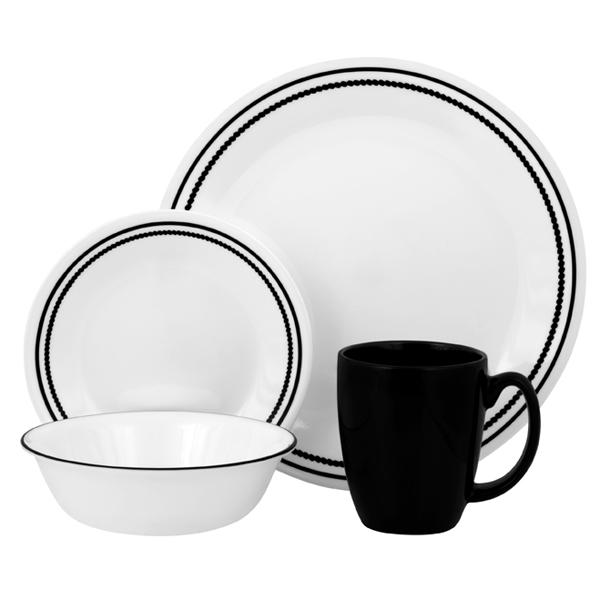 CORELLE: CORELLE®round Dinnerware Set