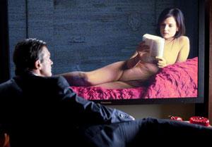 Antonio Banderas y Elena Anaya en La piel que habito
