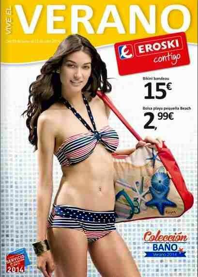 coleccion baño verano 2014 eroski