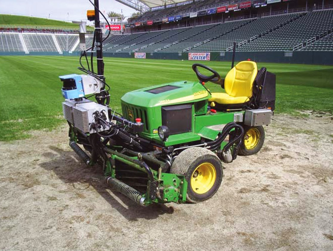 Reubens Lawn Care The Different Types Of Lawn Mowers