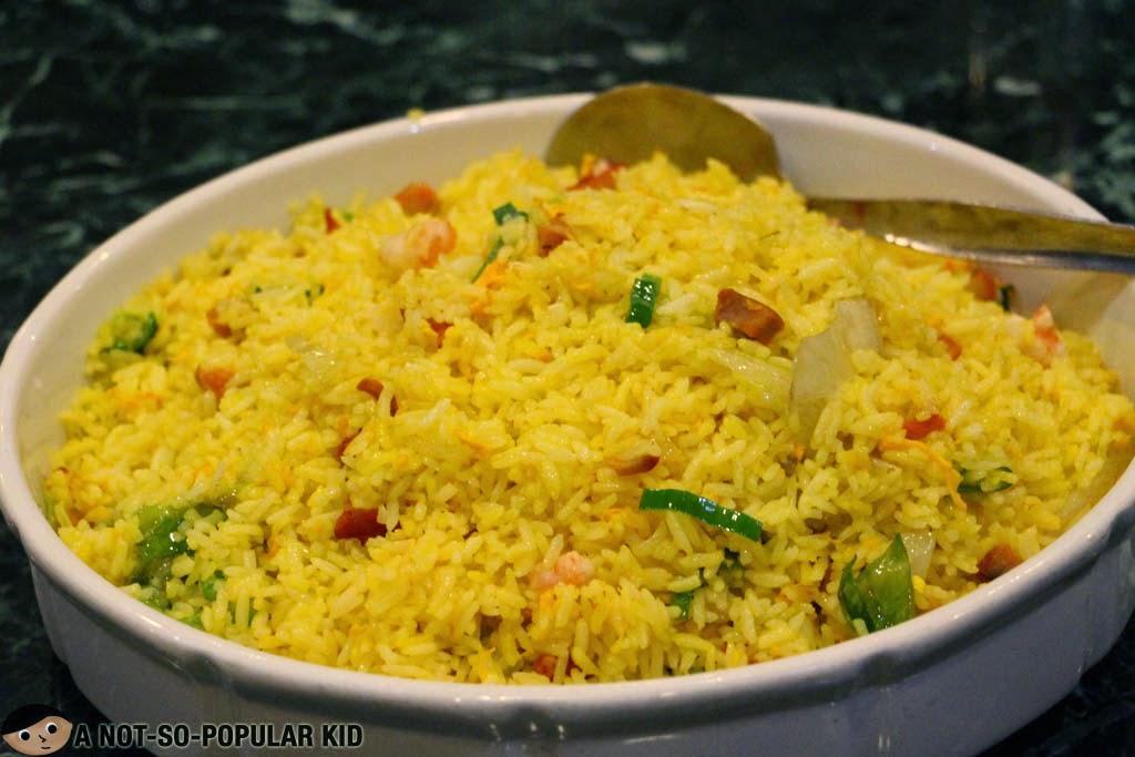 Yang Chow Fried Rice of Royal Kitchen
