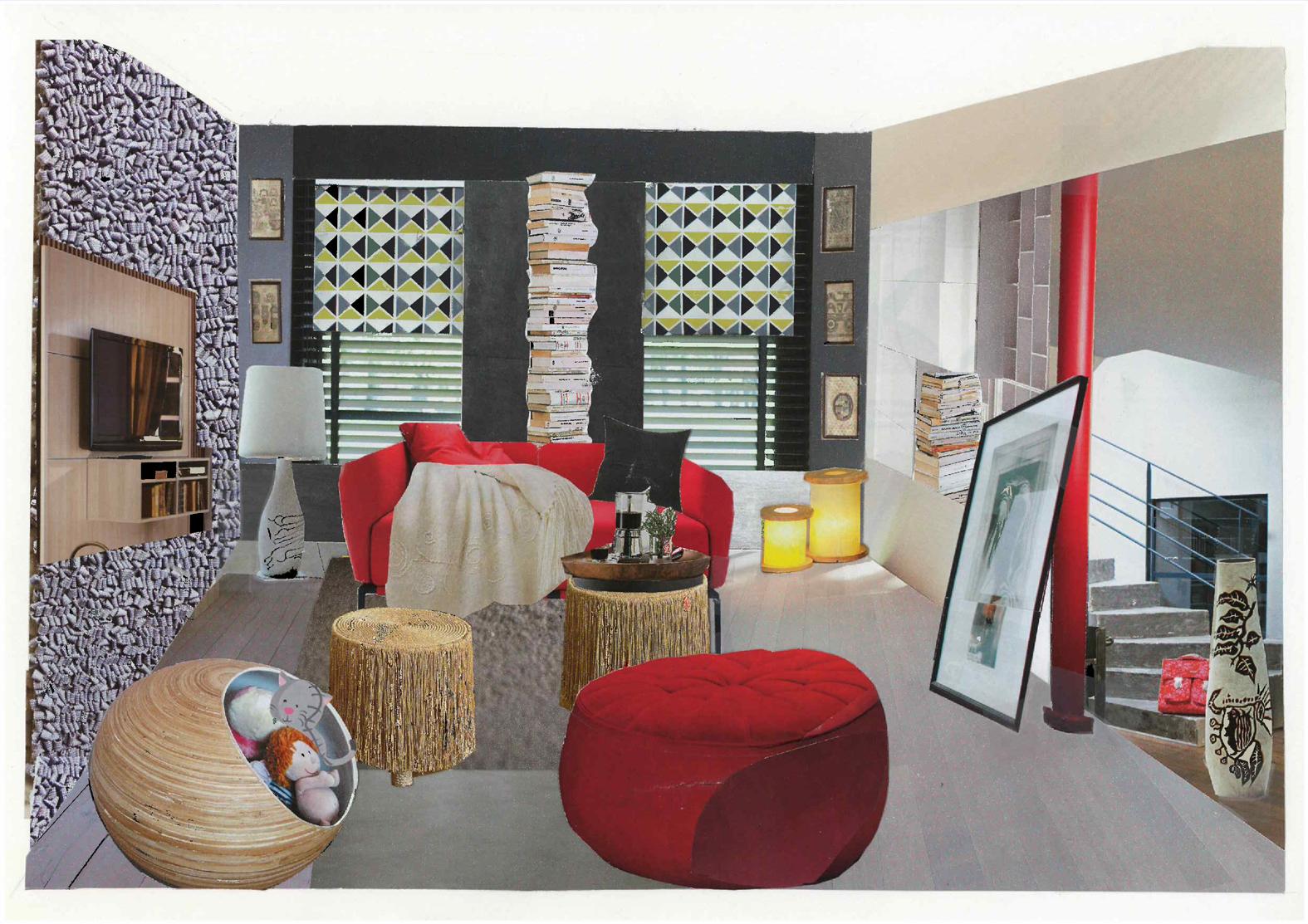 D co design se former s 39 informer planche tendance de for Accessoires decoration interieur