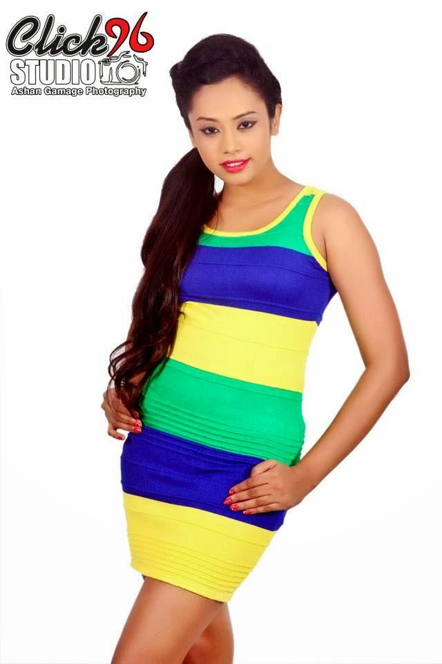 Tharaka Wijesingha sri lanka model