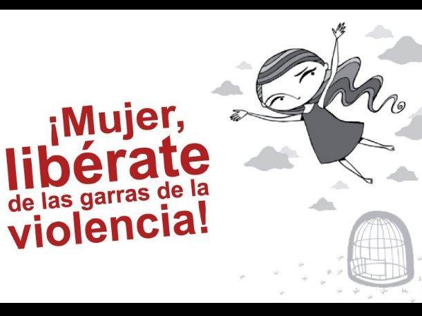 Violencia Contra La Mujer Frases Contra La Violencia A La Mujer