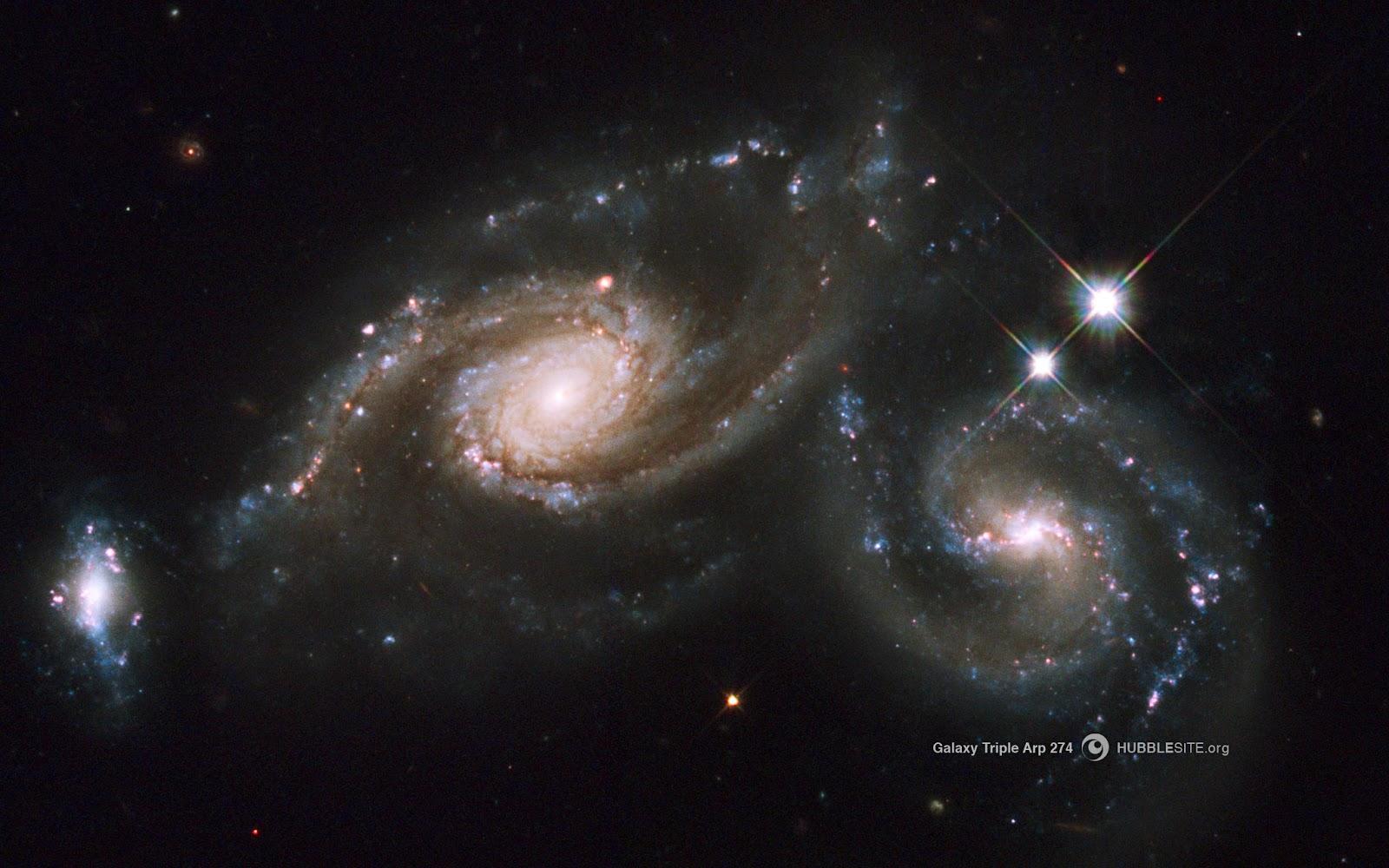 Mengenal Ragam Jenis Galaksi