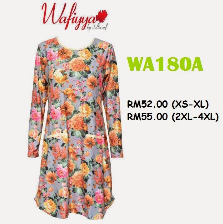T-Shirt-Muslimah-Wafiyya-WA180A