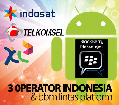 Operator Lintas Platform untuk BlackBerry