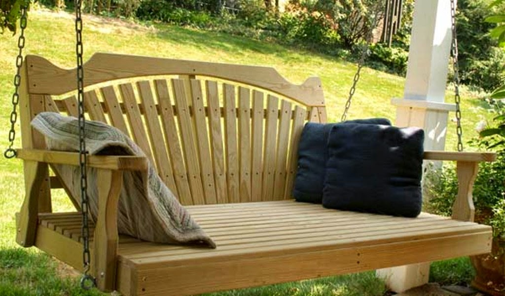 Best porch swing ideas potch swing ideas for How to make an outdoor swing