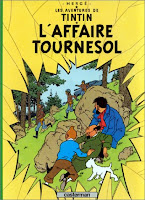 L'affaire tournesol - Hergé, Tintin