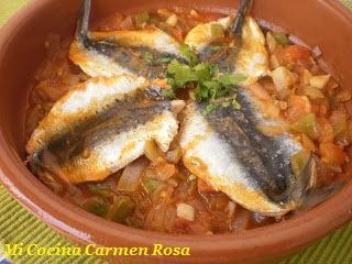 Mi cocina sardinas a la plancha for Mi cocina malaga