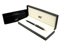 Mont Blanc Ball Point Pen Generation Gold2