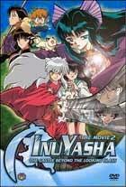 Inuyasha, la película 2: El Castillo de los Sueños en el Interior del Espejo (2002) DVDRip Castellano