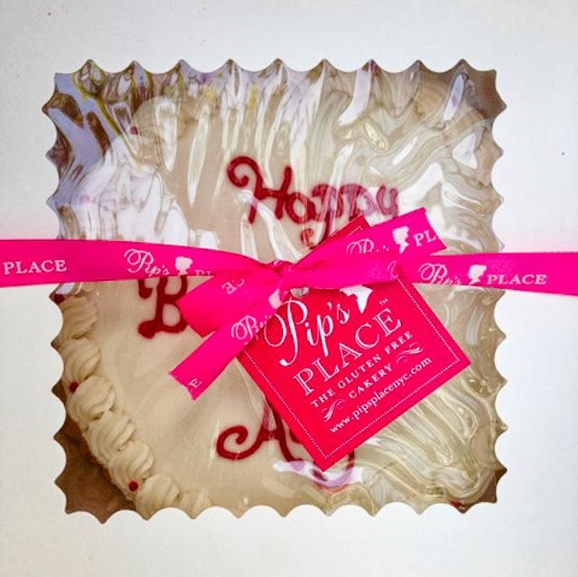 Gluten Free Birthday Cake Nyc