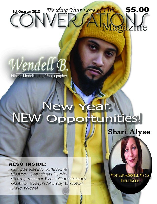 Conversations Magazine 1 Quarter 2018