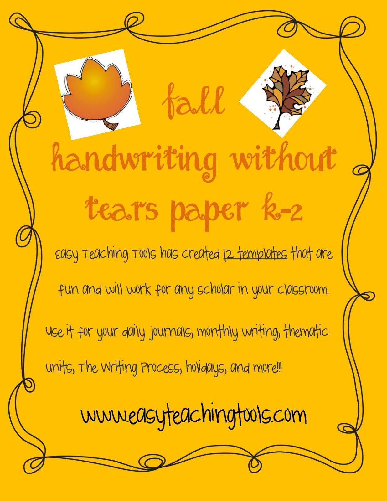 "Fall Paper Borders Needing some cute ""fall"" paper"