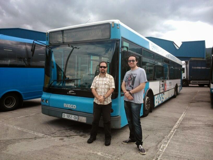 Autobuses de asturias julio 2014 for Camiones usados en asturias
